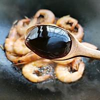 红焖大虾#秋天怎么吃#的做法图解8