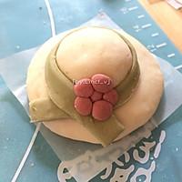 小花帽馒头的做法图解15