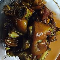 美味红烧猪蹄的做法图解7