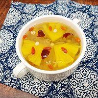 #春季减肥,边吃边瘦#  菠萝薏米银耳汤的做法图解8
