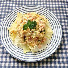 #美食视频挑战赛#日式土豆沙拉