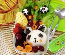 三包胎熊猫宝宝的做法