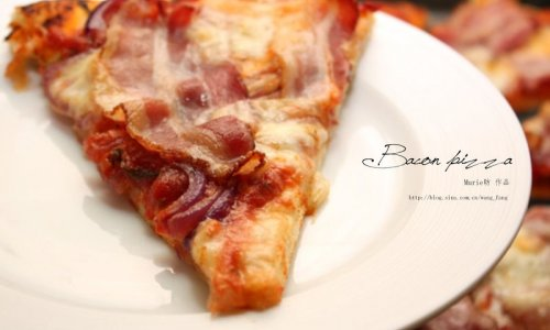 两款超美味pizza的做法