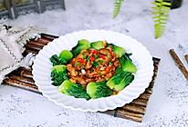 #钟于经典传统味#蚝油香菇菜心的做法