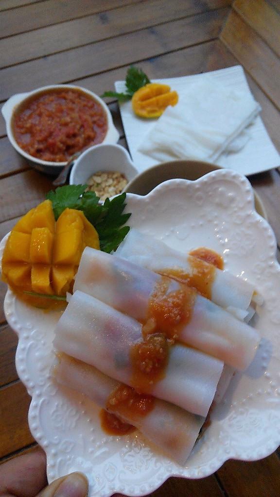 贵州小吃--裹卷的做法