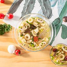 养生竹荪菌菇汤,一口暖身又暖胃