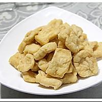 无锡最有名的特色小吃——卤汁豆腐干的做法图解1