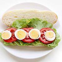 缤纷多彩三明治的做法图解3