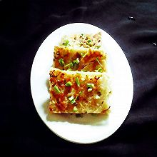葱香千层肉饼#金龙鱼外婆乡小榨菜籽油 最强家乡菜#