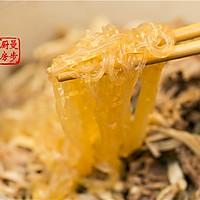 【曼步厨房】沙茶牛肉煲的做法图解14