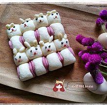 【卡通面包】复活节兔子
