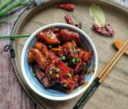 #春天肉菜这样吃#红烧排骨的做法