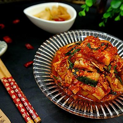 自制韩国泡菜的做法 步骤22