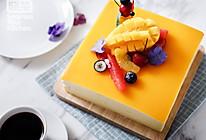 芒果乳酪慕斯蛋糕的做法