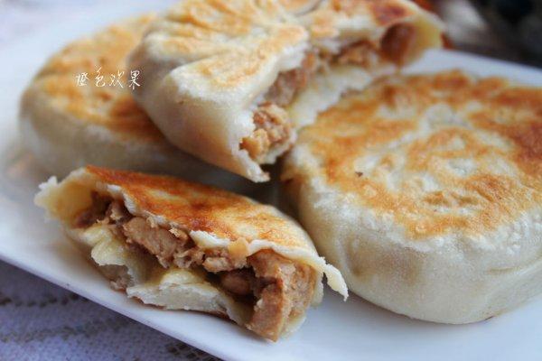 【无骨肉馅饼】--妈妈说,豆腐就是没有骨头的肉的做法