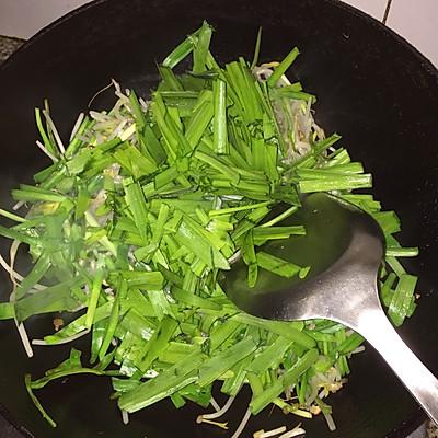 天津年夜饭必备之葱绿新芽的做法 步骤7