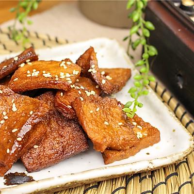 五香豆腐干,想得又不可得才是最爱|爱零食,才是爱女生No.4