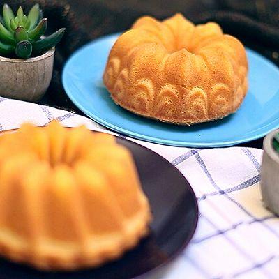 柠檬汽水磅蛋糕