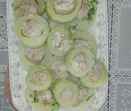 黄瓜塞肉的做法