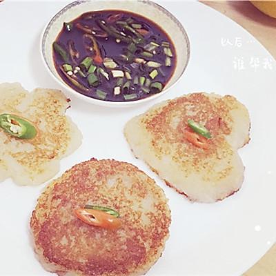 传统韩式土豆饼