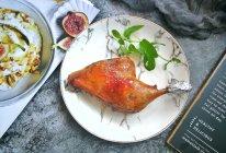 香酥烤鸭腿的做法