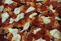 奥尔良薄饼披萨的做法