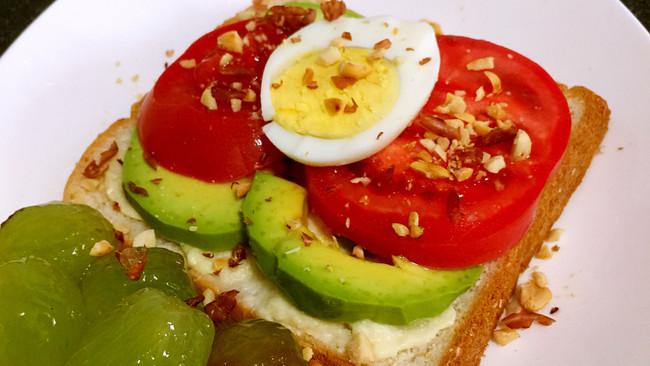 欧式吐司早餐的做法