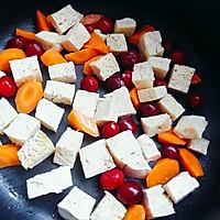 蔓越莓烩冻豆腐的做法图解5