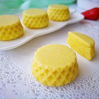 玉米面蒸蛋糕#发现粗粮之美#的做法图解13