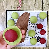 西瓜馒头的做法图解6