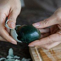 #一道菜表白豆果美食#平淡却惊喜连连的凉拌皮蛋的做法图解2