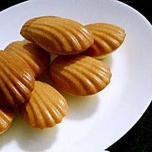 柠香玛德琳(玉米油版)