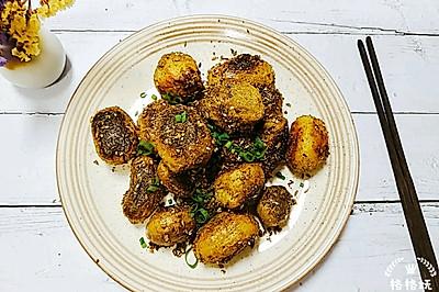 烧烤味小土豆