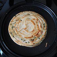 葱油饼:利仁电饼铛试用的做法图解16