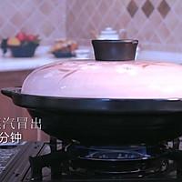 无水葱油鸡的做法图解6