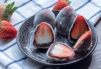 草莓大福【初味日记】的做法