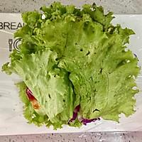 多彩野餐三明治#百吉福食尚达人#的做法图解14