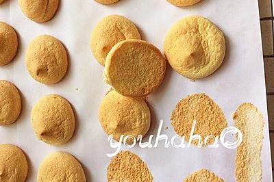 无水无油的鸡蛋饼干