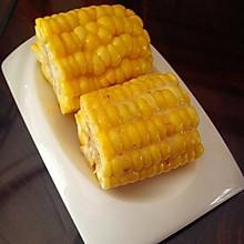 KFC黃油奶香玉米棒