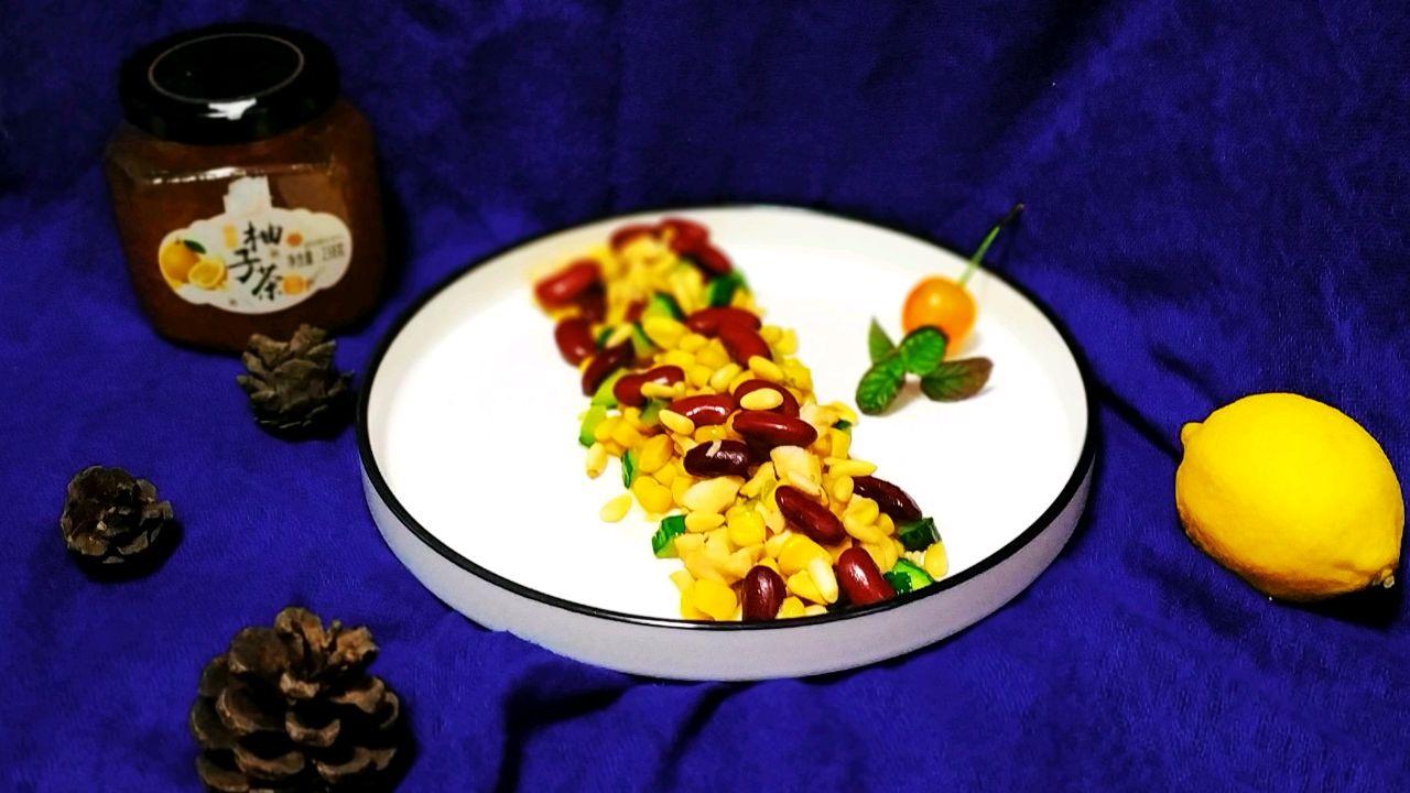 创意菜#原创松仁鸡米的做法_菜谱_豆果美食