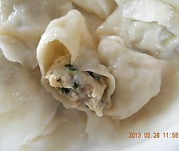 胶东鲅鱼水饺的做法