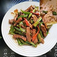#多力金牌大厨带回家#金牌豉汁凉瓜炒牛肉的做法图解11