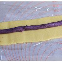 紫薯一口酥的做法图解7