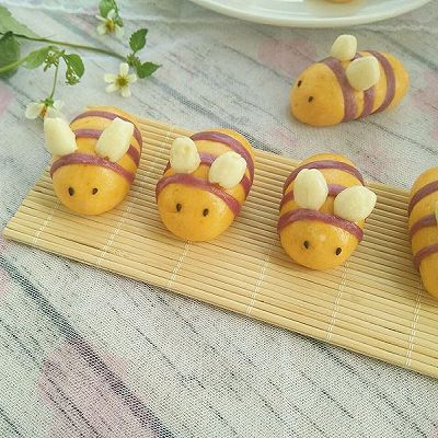面食系列——小蜜蜂翁嗡嗡