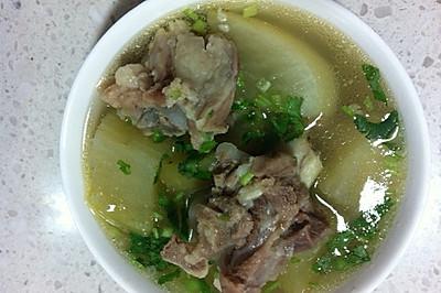 新疆清炖羊肉