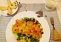 料理情书︱香糯土豆芝士饼的做法