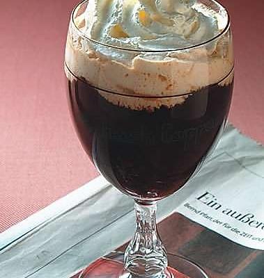 成人的味道--爱尔兰咖啡