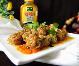 溜肉丸#太太乐鲜鸡汁中式#的做法
