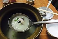 瘦肉皮蛋粥的做法