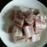 糖醋排骨#金龙鱼外婆乡小榨菜籽油 我要上春碗#的做法图解2